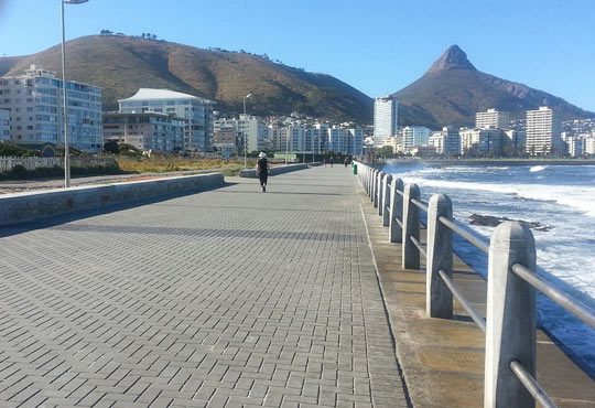 Mouille Point Sea Wall Rehabilitation